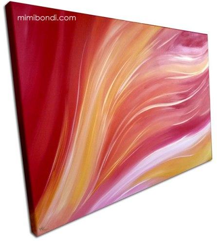Fire 3 by Mimi Bondi