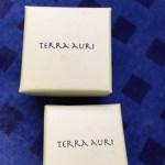 Terra Auri,ミュンヘン 私をドイツに呼んでくれた、知子さんが作るピアス