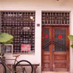 神榕147|台南・神農街、ガジュマルに守られる民宿のカフェ
