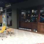 MRT大安「這間咖啡」奥行のある空間でゆっくり過ごす
