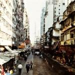 香港・春秧街 1994年、2019年