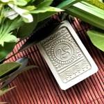 真夏の台湾、ヨモギのお飾りと「大春煉皂」の石鹸で爽やかに魔除け