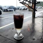 台湾の季節限定。レモン味の「シシリアコーヒー」、夏だからコウナッタ。