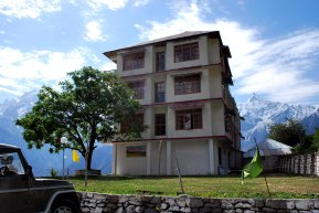 Hotel Rakpa Regency, Kalpa, Northern India