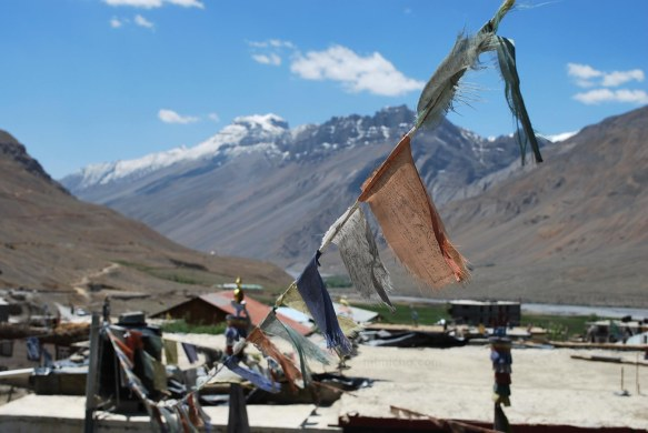 Kaza, Spiti, Northern India