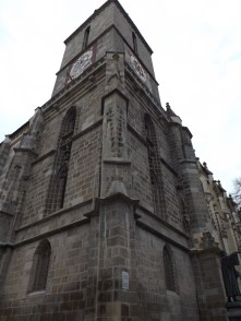 The Black Church in Brasov (nice and antique)