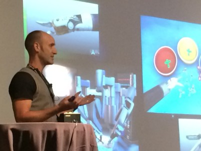Steve Rowse, Mimic's Lead 3D Artist