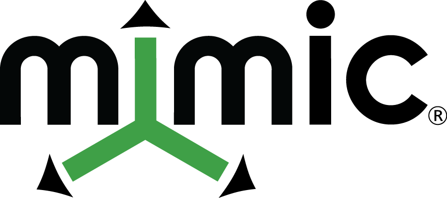 new mimic logo