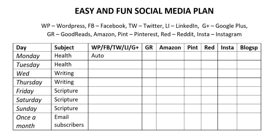 social-media-plan-week-table