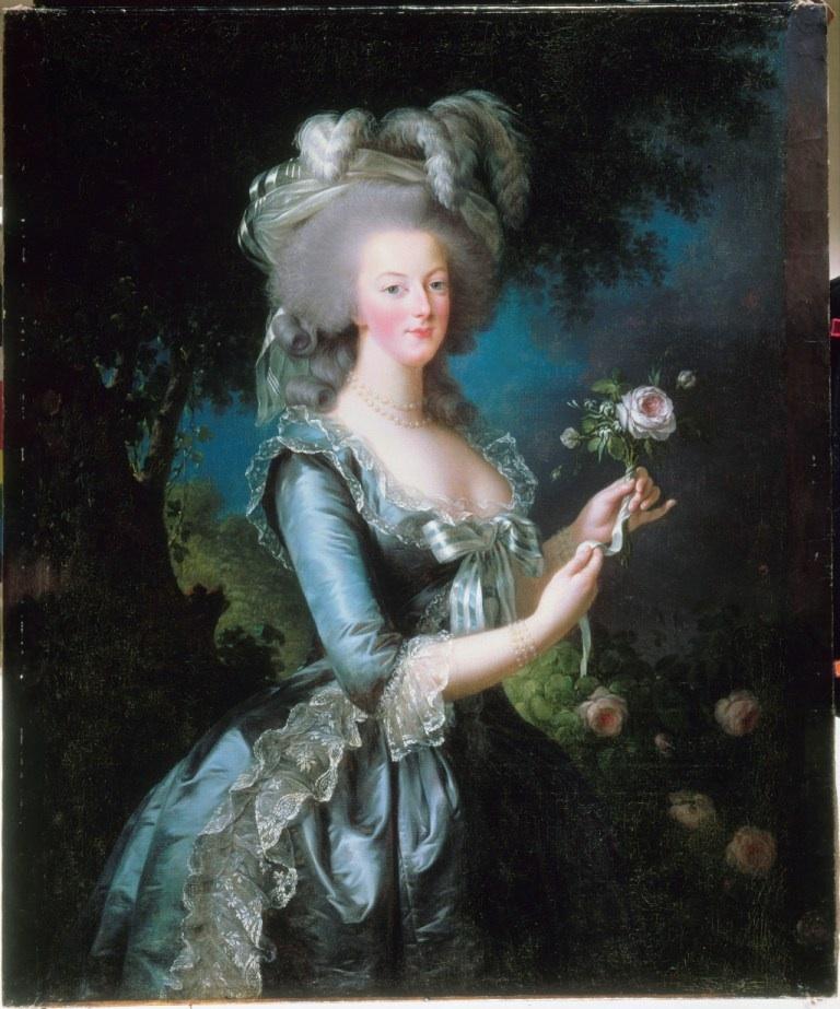 7e04676ee08b Marie Antoinette z Rakúska. Marie-Antoinette