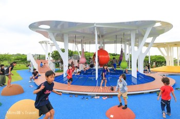 【沖繩親子景點】平和祈念公園(附map code):新登場好玩超大遊戲區,保證把電放光光