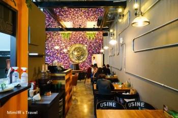 【台中早午餐】瑪蒂廚房:夢幻花牆早午餐、輕食下午茶咖啡廳,盡情填滿IG上的小方格。