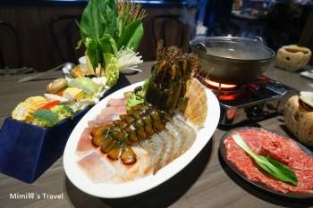 【台南海鮮餐廳】丸珍水產:台南安平超霸氣生猛海鮮鍋物,感恩Seafood、讚嘆Seafood