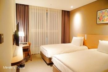 【首爾東大門住宿】IBC飯店 IBC Hotel:近新設洞站,有6002機場巴士,換線轉乘好方便,還有emart能大採買