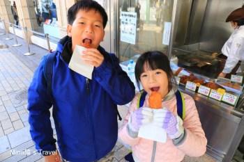 【神戶美食】森谷商店可樂餅:元町商店街,日賣2,000個的超人氣銅板美食