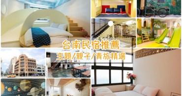 【台南民宿不踩雷】超人氣18家台南民宿推薦清單:親子包棟、青年旅館&主題房型攻略