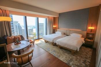 【新加坡】Andaz Singapore 安達仕飯店:凱悅旗下精品酒店,賓至如歸的享受,雙人房&無邊際泳池設施紀錄