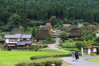 【京都】美山町:交通方式、必吃美食&拍照定番點推薦!走訪京都美山小合掌村