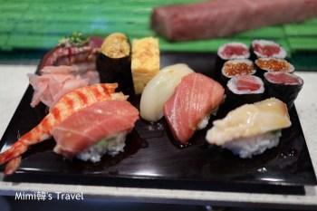 【豐洲市場】大和壽司:沒菜單天天大排隊!最新價位、交通資訊&順遊台場景點攻略