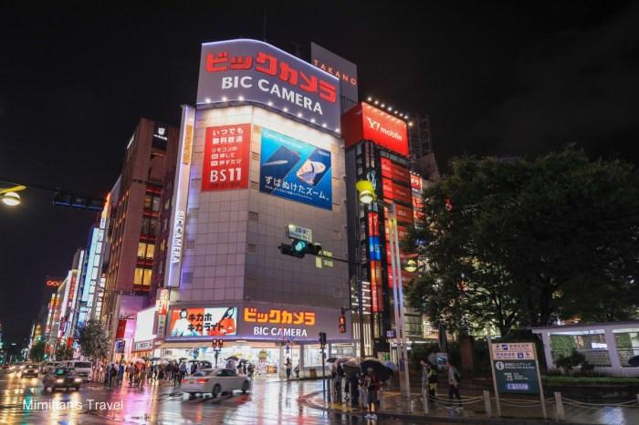 【Bic Camera優惠券】Bic Camera新宿東口店:22%省錢重點!東京買電器推薦~