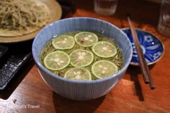 【京都美食】米其林必比登推薦「Soba Roujina 蕎麥麵」Tabelog 3.72分高評價