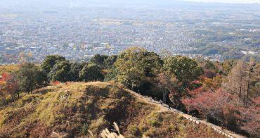 【奈良景點】若草山:山頂展望台&小鹿相伴的登山步道,逃離東大寺奈良公園人潮吧!
