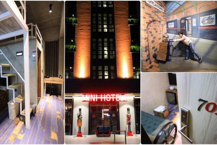 【台中住宿】Mini Hotels 逢甲館:房價便宜超實惠,附免費早餐、停車場大推薦!