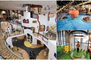 【大阪親子景點】Kids Plaza Osaka大阪兒童樂園:超好玩兒童天堂,小學生以下推薦