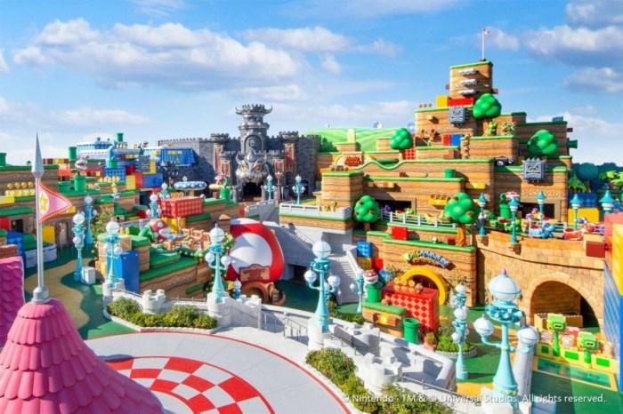 日本環球影城2021最新「超級任天堂世界」玩樂重點:必玩設施、闖關互動、可愛紀念品