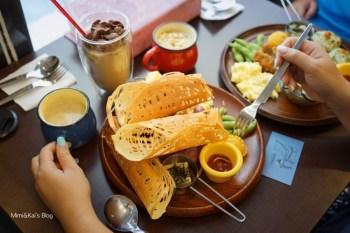 台南美食 旺德實驗室:原創精神台南早午餐咖啡,吃到後壁崑濱伯的冠軍米,是文青?是奇幻?重點是好吃~