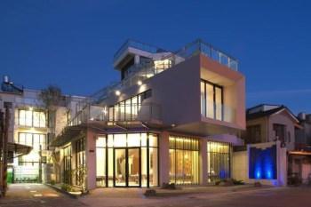 【台南住宿】同棧設計旅店 (Tongzhan Design Inn)