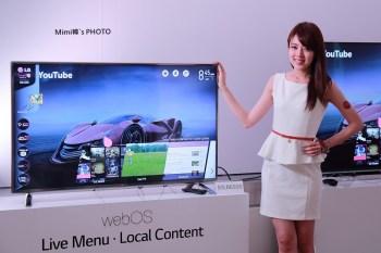 【品牌活動】LG決勝畫質.專欄部落客徵選會:OLED液晶電視的極致表現,4K顯像的超高畫質,還有webOS極簡單人性介面。