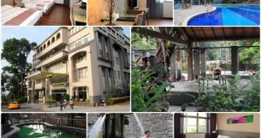【台南景點住宿】關子嶺統茂溫泉會館:飯店式服務,有大型溫泉SPA