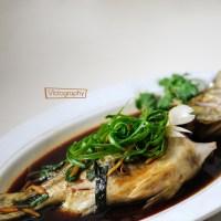 清蒸桂花魚