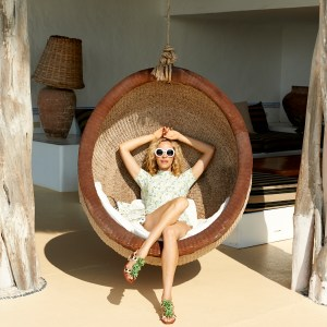 Travel and Leisure Fashion Shoot in Careyes Mexico With Anne Menke