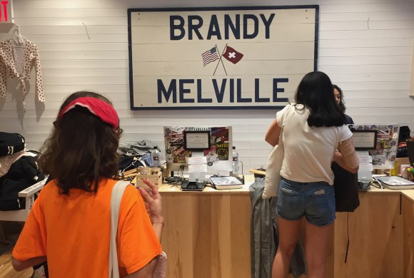 Who is Brandy Melville?
