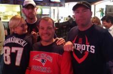 My Tony in the center