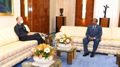 "Photo of ""Missing"" President Biya appears in Etoudi"