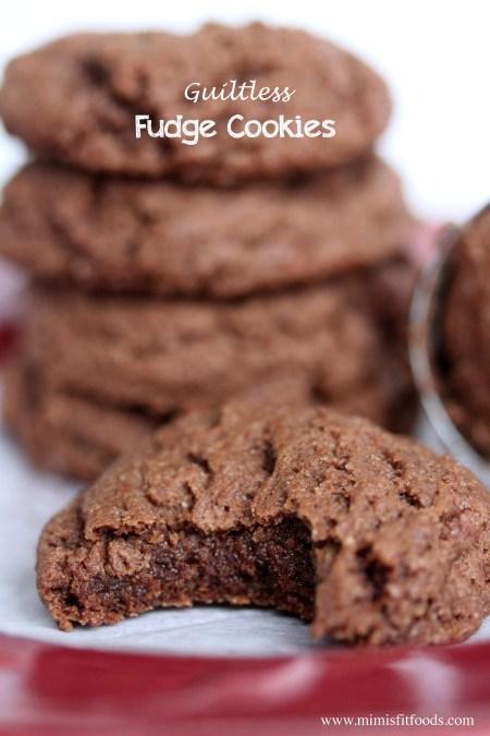 Guiltless Fudge Cookies|Mimi's Fit Foods