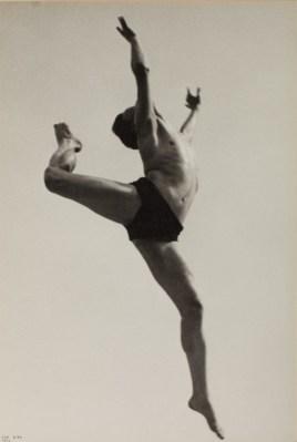 'Dancer' - Ilse Bing Willem 1932