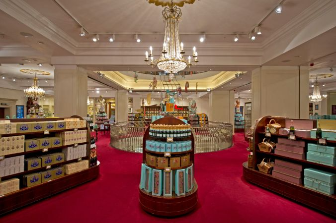Fortnum & Mason Ground Floor