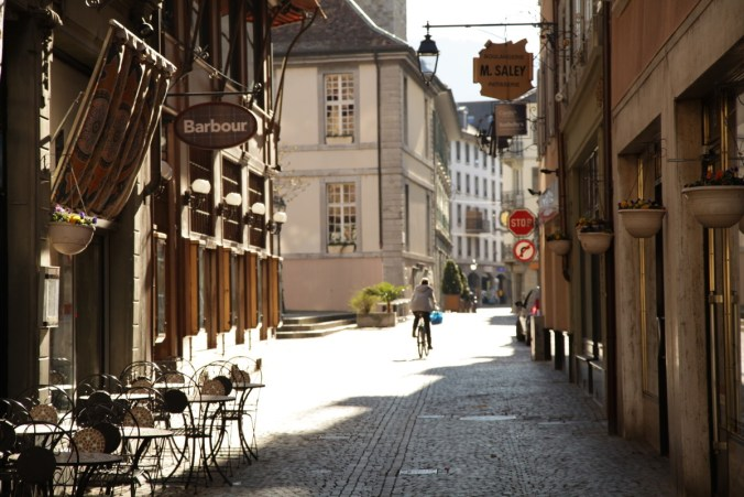 Vevey vieille ville 2015