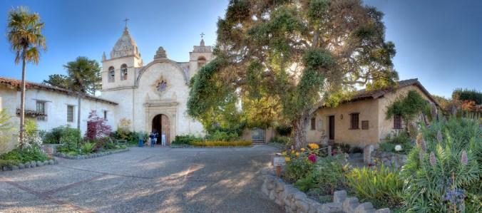 CarmelCalifornia - Carmel Mission - Hi-Res (1)