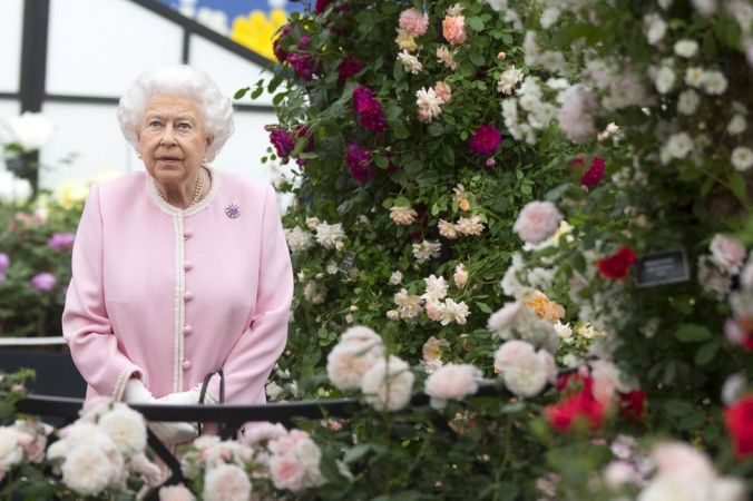 queen by bbc world news
