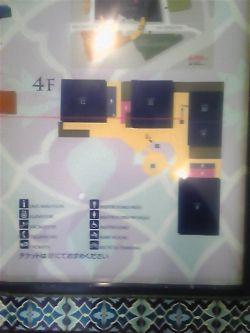 4Fシアター見取り図