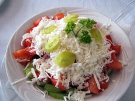 Sopska salata!
