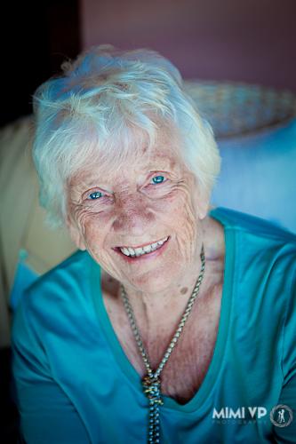 Grandma - photographic portraits marbella