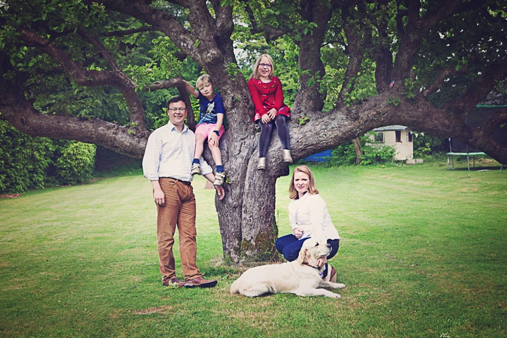 Family Portraits in East Sussex