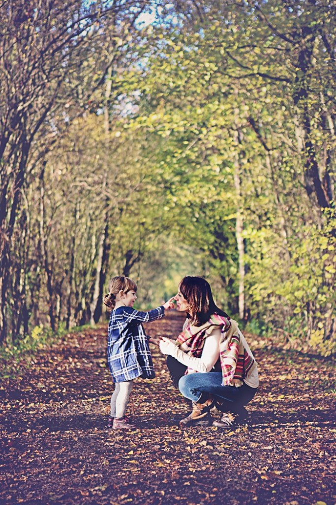 Mother and daughter by Mimi VP Photography