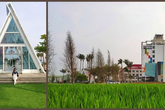 【善化南科住宿】贊美酒店|來去農村住一晚,遊菜園、採果樂、控窯趣、車遊田園,還有怎麼拍都好看的網美風格造景
